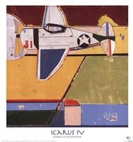 Icarus IV Framed Print
