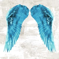 Angel Wings II Framed Print
