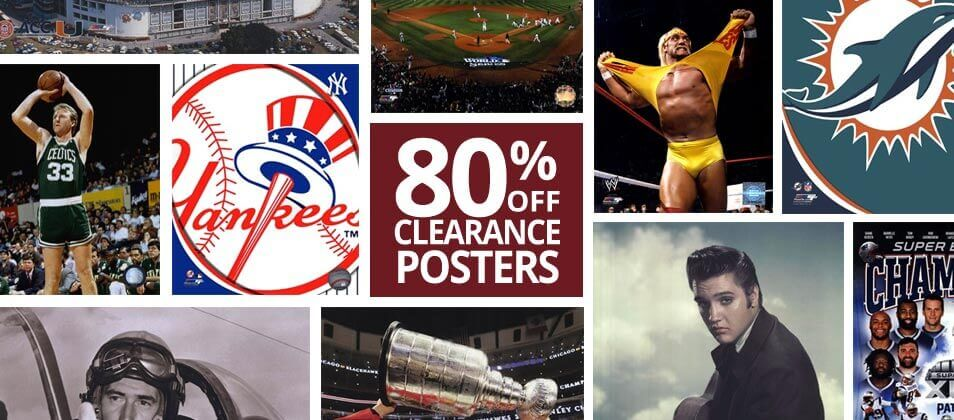 80 Off Posters