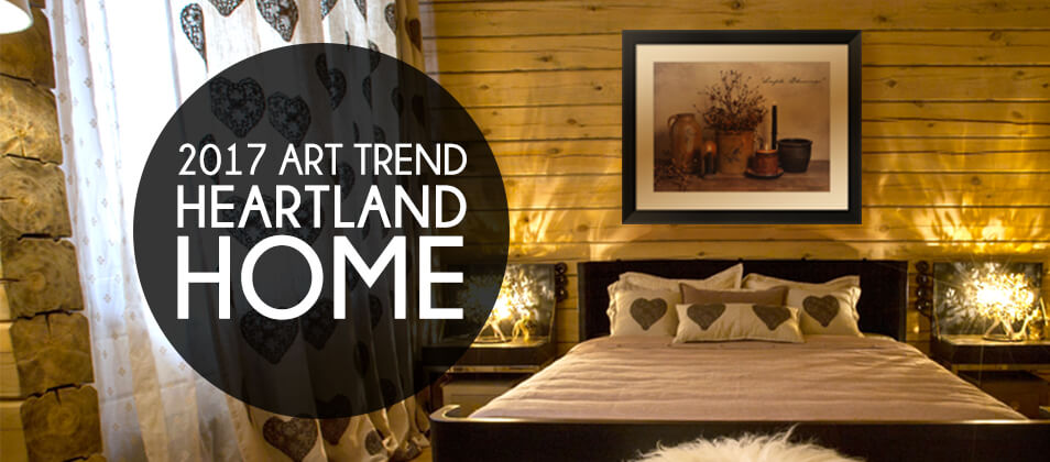 Heartland Home Art Prints