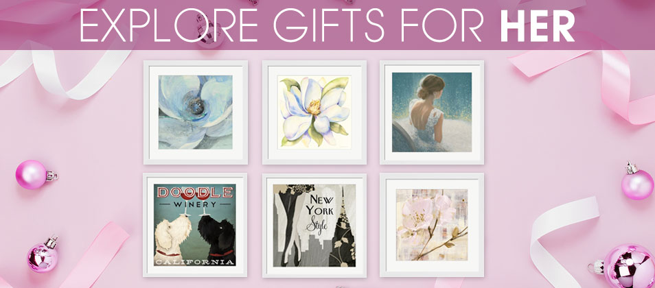 Art Gifts for Mom