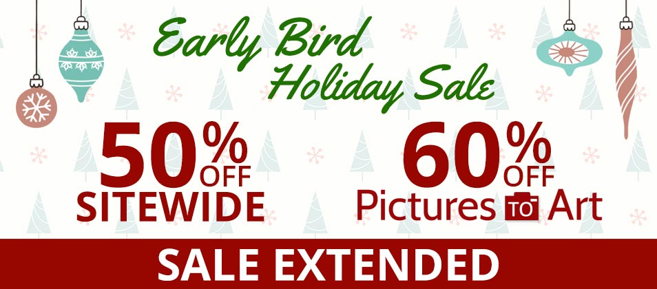 Early Bird Sale Extended