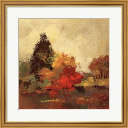 Bright Autumn Day II Artwork