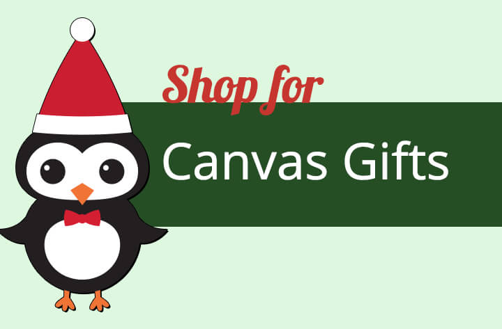 Shop Canvas Gifts