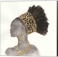 Headdress Beauty II Fine-Art Print