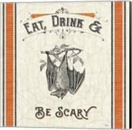 Be Scary IV Fine-Art Print