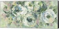 Sage and Lavender Peonies Light Fine-Art Print