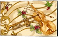 Christmas Music I Fine-Art Print