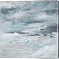 Sea Meets Storm II Fine-Art Print
