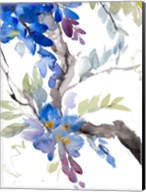 Peaceful Wisteria Fine-Art Print
