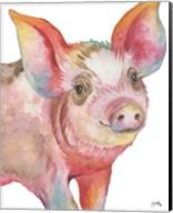 Pig I Fine-Art Print
