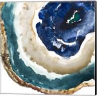 Blue Agate Fine-Art Print