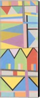 Flag Structure I Fine-Art Print