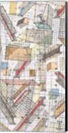 Funky Grid II Fine-Art Print