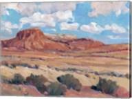 Desert Heat II Fine-Art Print