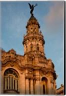 Cuba, Havana, Historic Building Fine-Art Print