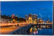 Bright Light, San Diego Skyline Fine-Art Print