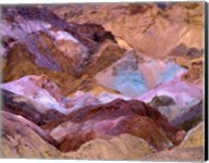 California, Death Valley Np, Artist's Palette Fine-Art Print