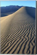 Mesquite Dunes, Death Valley Np, California Fine-Art Print