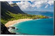 Makapuu Beach, East Oahu, Hawaii Fine-Art Print