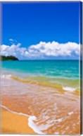 Hanalei Bay, Island Of Kauai, Hawaii Fine-Art Print