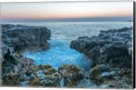 Mokolea Point At Dawn, Kauai, Hawaii Fine-Art Print