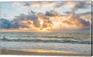 Kealia Beach Sunrise, Kauai, Hawaii Fine-Art Print