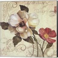 Fleurs De Paris 1 Fine-Art Print