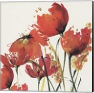 Watercolor Garden 3 Fine-Art Print