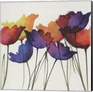 Watercolor Garden 4 Fine-Art Print