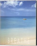 Blue Seas of Barbados Fine-Art Print