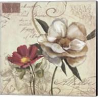 Fleur de Paris 2 Fine-Art Print