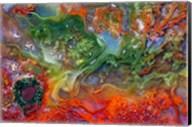 Colorful Agate Fine-Art Print