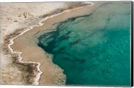 Black Pool, West Thumb Geyser Basin, Wyoming Fine-Art Print