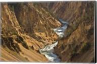 Yellowstone River Landscape, Wyoming Fine-Art Print