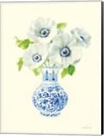 Floral Chinoiserie I Fine-Art Print