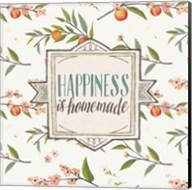 Sweet Life VI White v2 Fine-Art Print