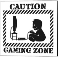 Gaming Zone Fine-Art Print