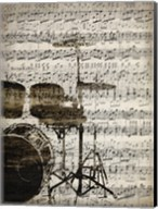 Music Sheets 4 Fine-Art Print