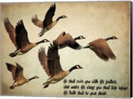 His Wings Fine-Art Print