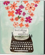 Building My Empire Fine-Art Print