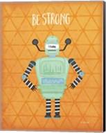 Strong Bot Fine-Art Print