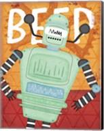 Beep Bot Fine-Art Print