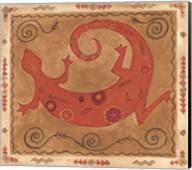 Desert Lizard Fine-Art Print