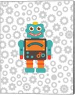 Robot III Fine-Art Print