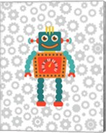 Robot VI Fine-Art Print