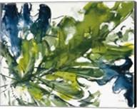 Green and Blue Fine-Art Print