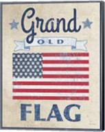 Grand Old Flag Dark Fine-Art Print