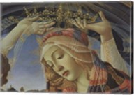 Madonna of the Magnificat (detail) Fine-Art Print
