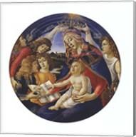 Madonna of the Magnificat Fine-Art Print
